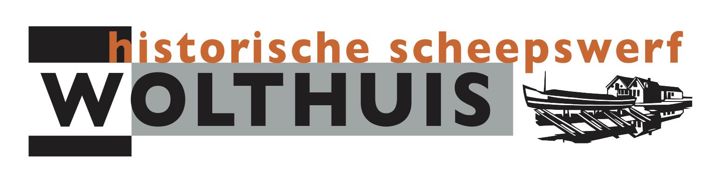 Historische Scheepswerf Wolthuis Logo